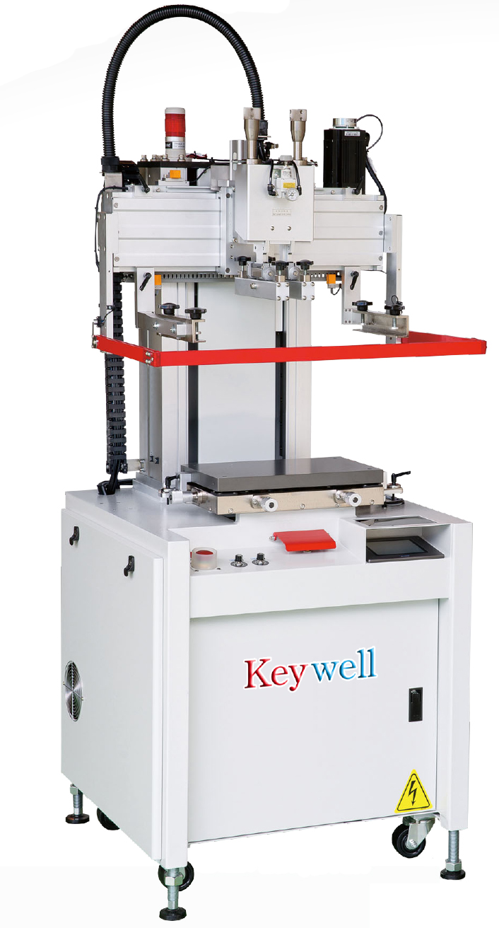 CCD Registering Screen Printer (KEY-2515)