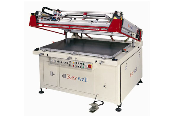High Precision Calm Shell Screen Printing Machine (Eur. Type)